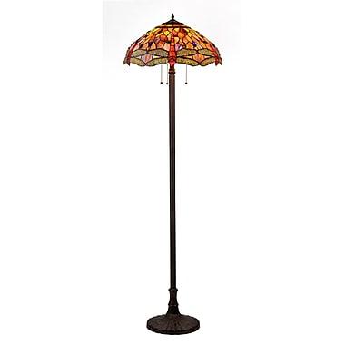 Chloe Lighting Dragonfly 66'' Floor Lamp