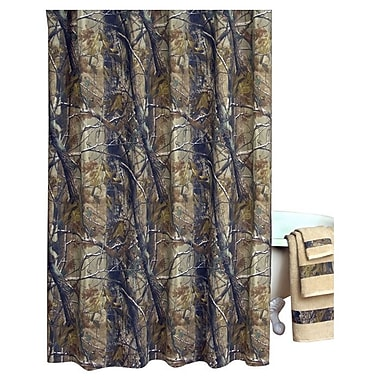 Realtree Realtree All Purpose Shower Curtain