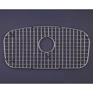 Houzer WireCraft 30'' x 16'' Bottom Grid for Medallion Designer Single Bowl Sink