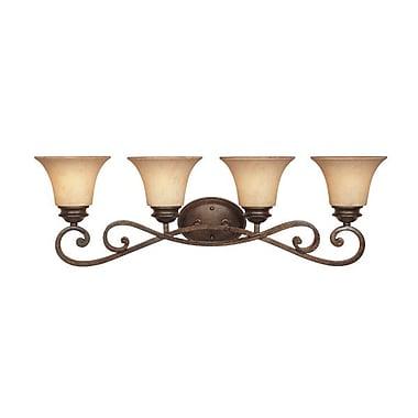 Designers Fountain Mendocino 4-Light Vanity Light