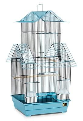 Prevue Hendryx Beijing Bird Cage; Blue and Black