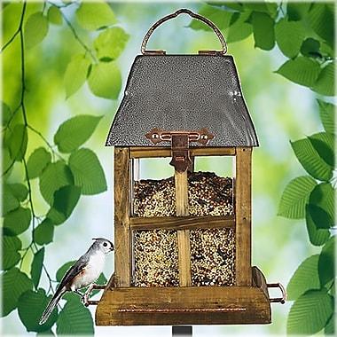 Perky Pet Paul Revere Decorative Hopper Bird Feeder
