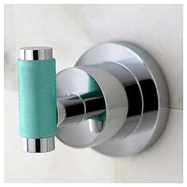 Kingston Brass Green Eden Wall Mounted Robe Hook; Polished Chrome