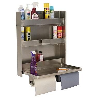 PVIFS Storage Solutions 30''H x 28''W x 8''D Storage Cabinet