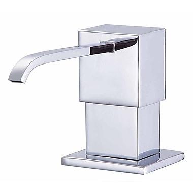 Danze Sirius Soap & Lotion Dispenser; Chrome