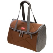 Teafco Argo Avion Airline Approved Pet Carrier; Chocolate Brown