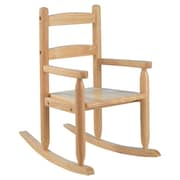 KidKraft 2 Slat Kids Rocking Chair; Natural