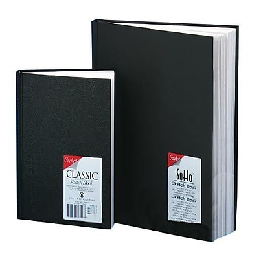 Cachet Classic Sketchbook; 4'' H x 6'' W