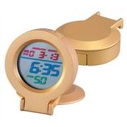 Chass Gold Rainbow Alarm Clock