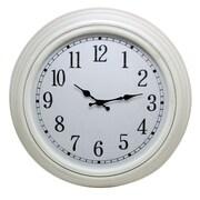 nexxt Design Everett 20'' Round Wall Clock