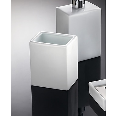 WS Bath Collections Complements Toothbrush Holder