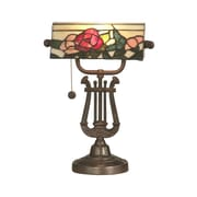 Dale Tiffany Broadview Bankers 16.25'' Table Lamp