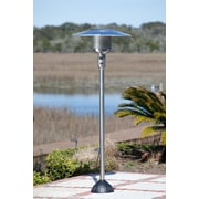 Fire Sense Stainless Steel 45,000 BTU Natural Gas Patio Heater