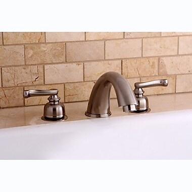 Kingston Brass Roman Double Handle Roman Tub Faucet