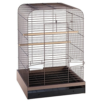 Prevue Hendryx Madison Bird Cage; Copper