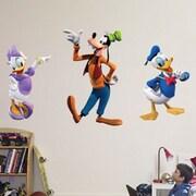 Fathead Donald, Daisy and Goofy Wall Decal