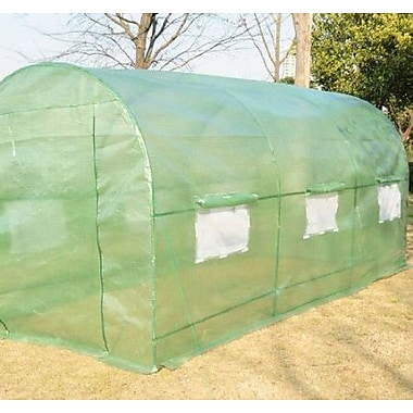 Outsunny Outsunny 7 Ft. W x 15 Ft. D Greenhouse