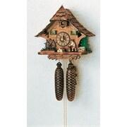 Schneider Forest Chalet  Wall Clock