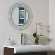 Decor Wonderland Isabella Frameless Wall Mirror