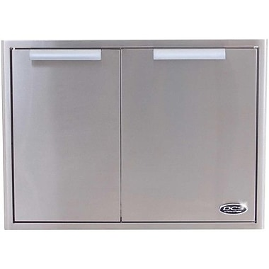 DCS Grills 30'' Built In Stainless Steel Storage Drawer