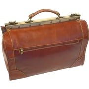 Floto Imports Positano 18'' Leather Travel Duffel