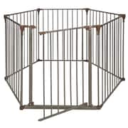 Crown Pet Products Convertible Pet Yard and Gate
