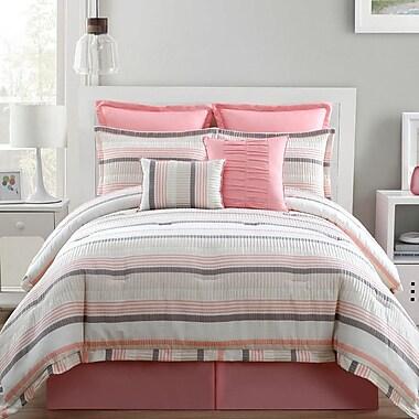 VCNY Comforter Set; Full