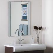 Decor Wonderland Starlight Frameless Wall Mirror