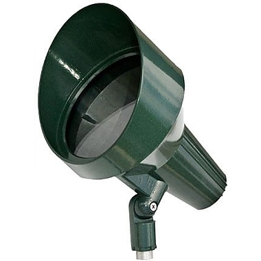 Dabmar Lighting 1-Light Spot Light; Green