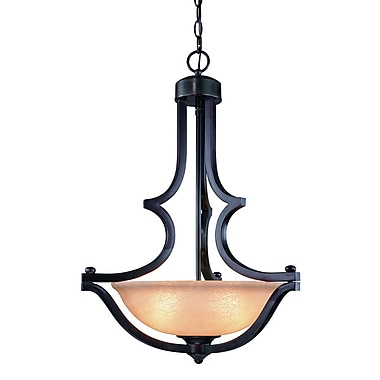 Dolan Designs Garrison 3-Light Inverted Pendant
