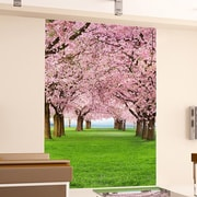 Brewster Home Fashions Ideal D cor Trees Wall Mural