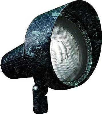 Dabmar Lighting Spot Light; Verde Green
