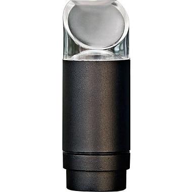 Dabmar Lighting 1-Light Bollard Light; Black