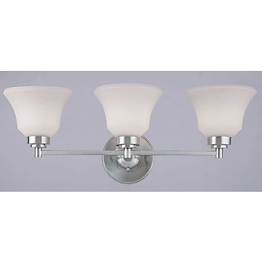 Westinghouse Lighting Royal Park 3-Light Vanity Light