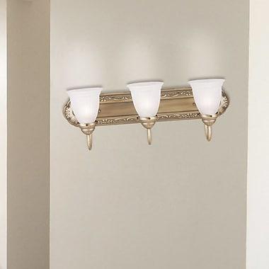 Westinghouse Lighting 3-Light Vanity Light