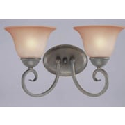 Westinghouse Lighting Spring Valley 2-Light Vanity Light