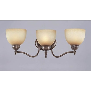 Westinghouse Lighting Conestoga 3-Light Vanity Light