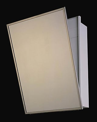 Ketcham Medicine Cabinets Accessible Series 16'' x 22'' Recessed Medicine Cabinet
