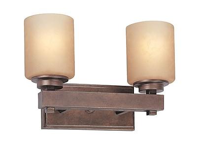 Dolan Designs Sherwood 2-Light Vanity Light