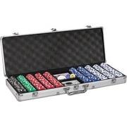 Cuestix Poker 500 Chip Dealer Pack