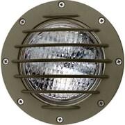 Dabmar Lighting 1-Light Well Light; Bronze