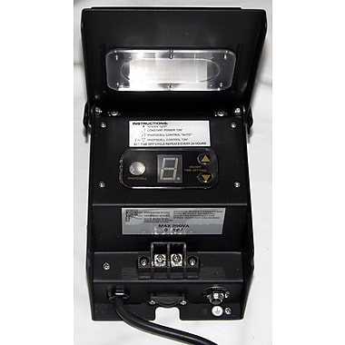 Alpine 200 Watt Transformer w/ Timer and Photo Cell