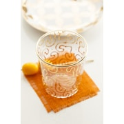 Rosanna Luxe Moderne Double Old Fashioned Glass (Set of 4)