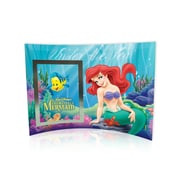 Trend Setters Little Mermaid (Under the Sea) Curved Glass Print w/ Photo Frame
