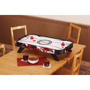 GLD Products 35'' Mini Air Hockey Table Main Street Classics