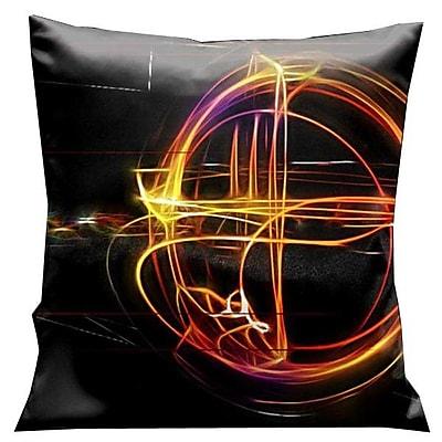 Lama Kasso Contempo Light Show Throw Pillow
