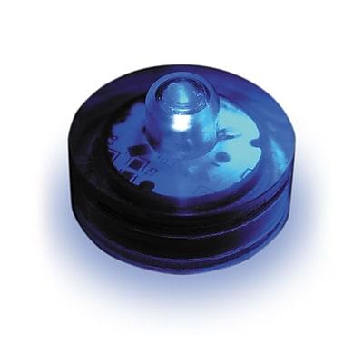 Luminarias Submersible Lights (Set of 12); Blue