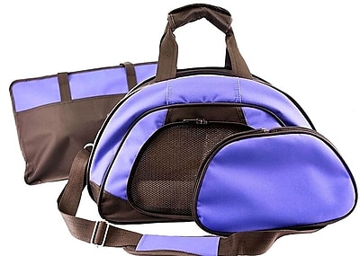 OneForPets Travel Lite Pet Carrier; Purple