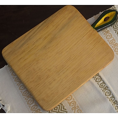 Novica The Victor Hugo Lopez Wood Cutting Board