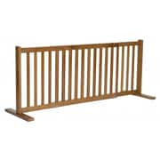 Dynamic Accents Amish Handcrafted Short Kensington 1 Panel Free Standing Gate; Large